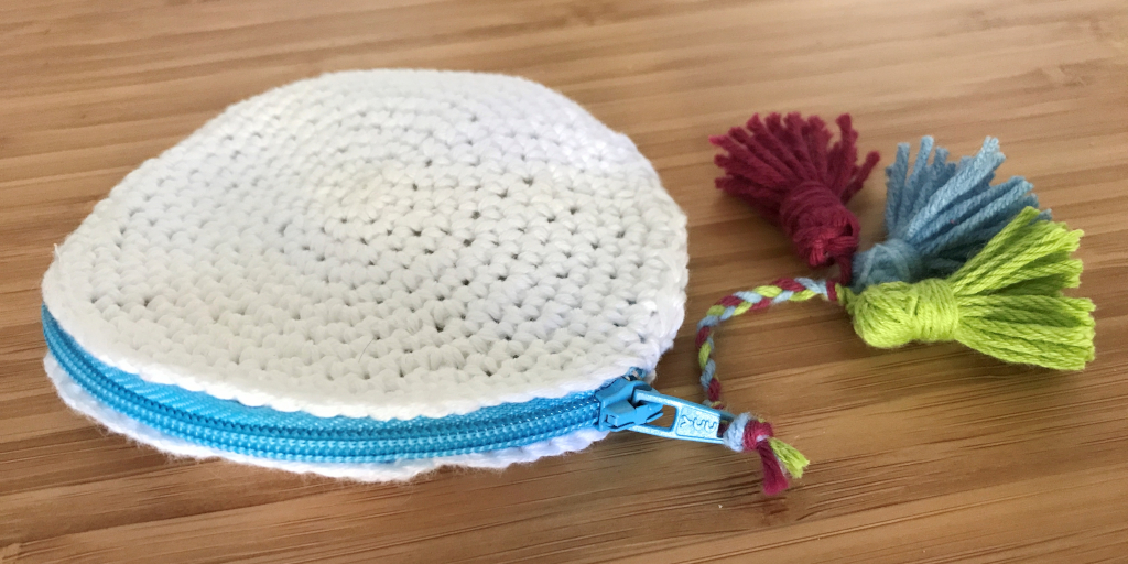 Tutorial para tejer monederos a crochet